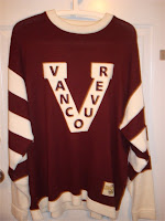NHL CCM Heritage Jersey Collection - Vancouver Millionaires Circa 1915