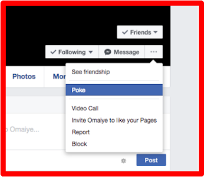 Who Poked Me on Facebook – How to View Who Poked You on Facebook Mobile