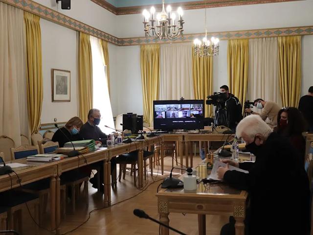 7 θέματα της Αργολίδας στην Συνεδρίαση της Οικονομικής Επιτροπής της Περιφέρειας