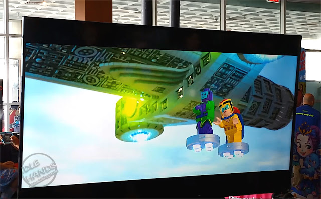 Sweet Suite 2017 LEGO Marvel Super Heroes 2 Video Game Footage