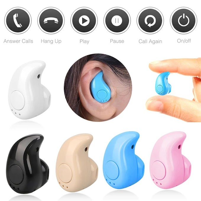 S530 Bluetooth Earphone Headset Sports Stereo