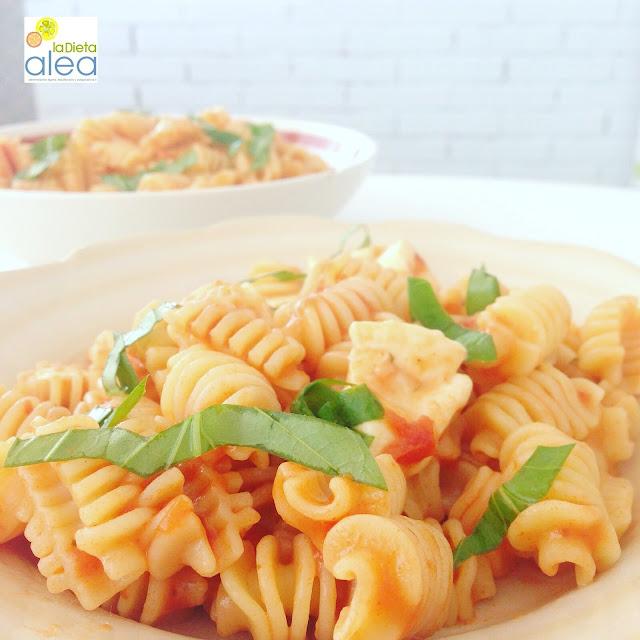 Comida r pida sana la dieta alea recetas saludables y for Preparar comida rapida