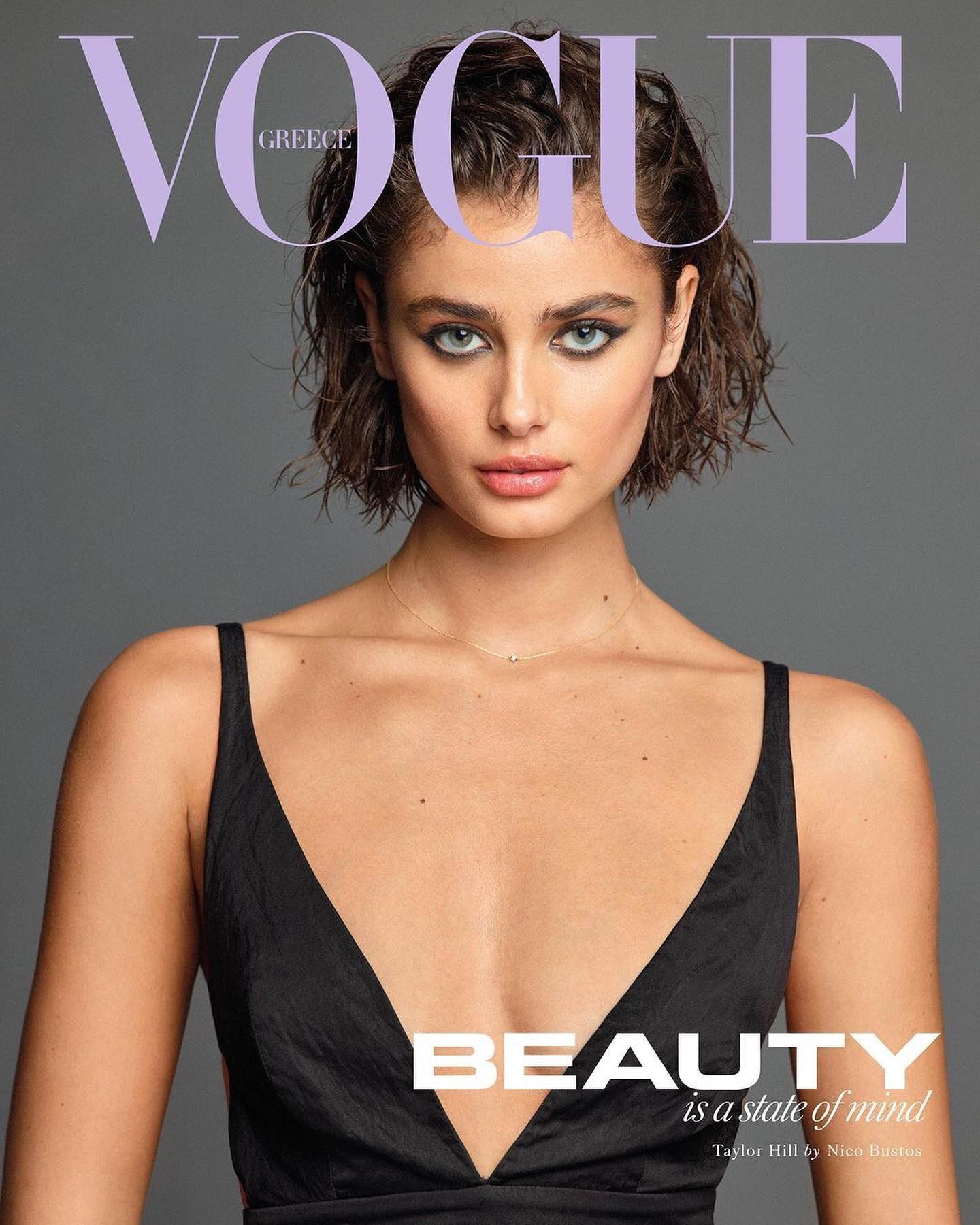 Vogue Greece January 2021