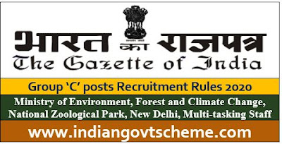 Group C Posts Recruitment