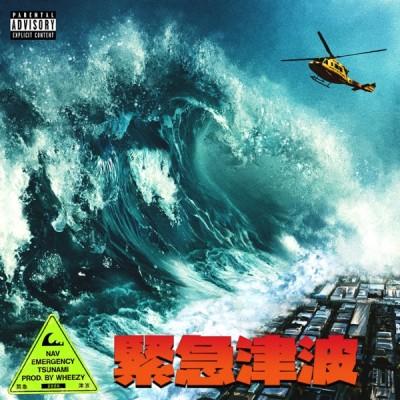 NAV - Emergency Tsunami (2020) - Album Download, Itunes Cover, Official Cover, Album CD Cover Art, Tracklist, 320KBPS, Zip album