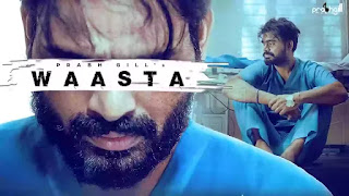 Checkout new song Waasta lyrics penned by Daljit Chitti & sung by Prabh Gill