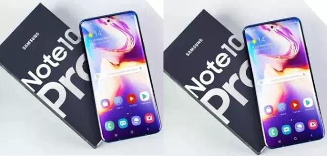 Download Wallpaper Samsung Galaxy Note 10 Gratis-1