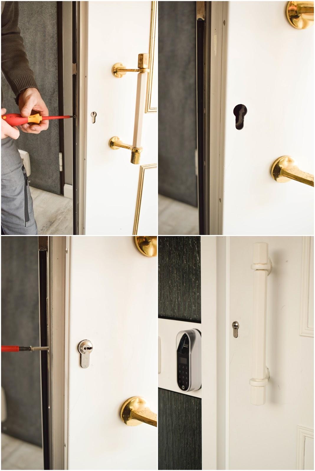 Yale Entr Smartlock: smartes Türschloss für Haustüre. Renovierung Schliesssystem und intelligente Schliessloesung. Smart Home Ideen. Einbau Funktion
