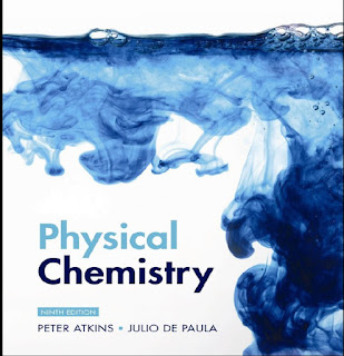 Physical Chemistry by Peter Atkins & Julio De Paula 9th Edition