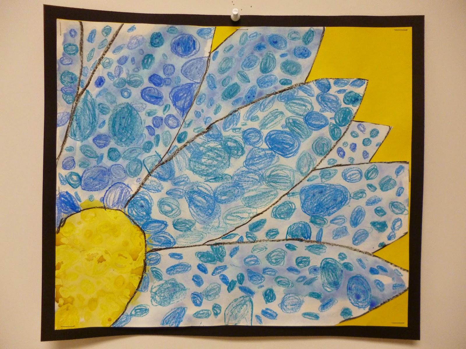 Kindergarden Pointillism