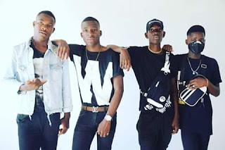 Os Rocekwa - Vão Falando (Afro House)