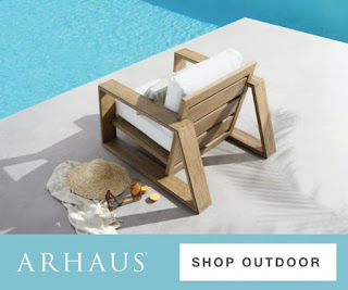 Build Your Outdoor Oasis With Arhaus Today!