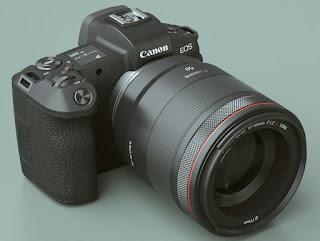 Canon EOS R - Kamera Mirrorless Terbaik di 2020