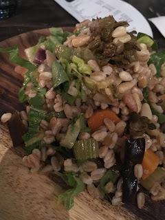 Due Focacceria Farro Salad