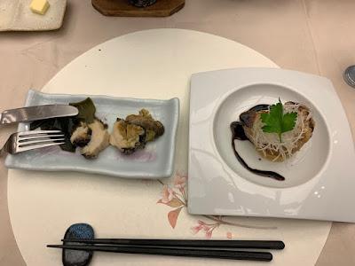 季一遊 夕食その3