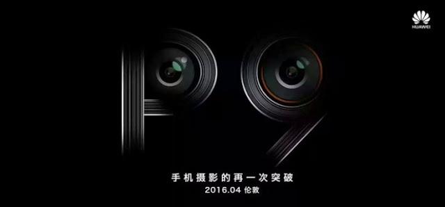 Inilah wujud asli, spesifikasi dan harga Huawei P9, P9 Max dan P9 Lite