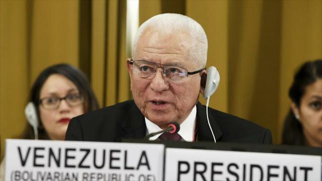 Venezuela considera fallido intento de boicot de EEUU en la ONU