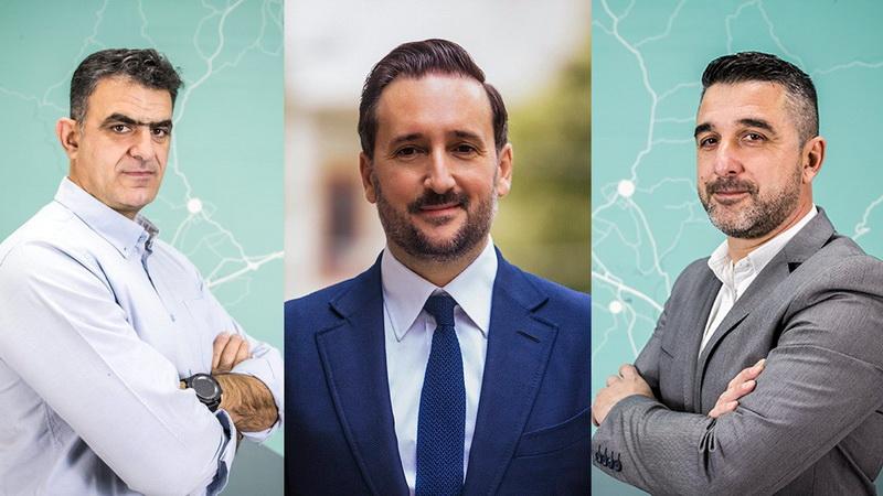 """Βουρδόλης και Καλυμνιός υποψήφιοι με την παράταξη """"Δήμος για Όλους"""" του Γιάννη Ζαμπούκη"""