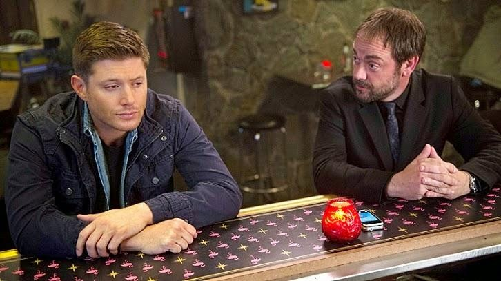 Supernatural 10x02. Dean y Crowley
