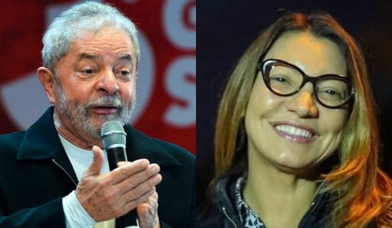 Lula recebeu cinco visitas da noiva e já usa anel de compromisso, diz jornal