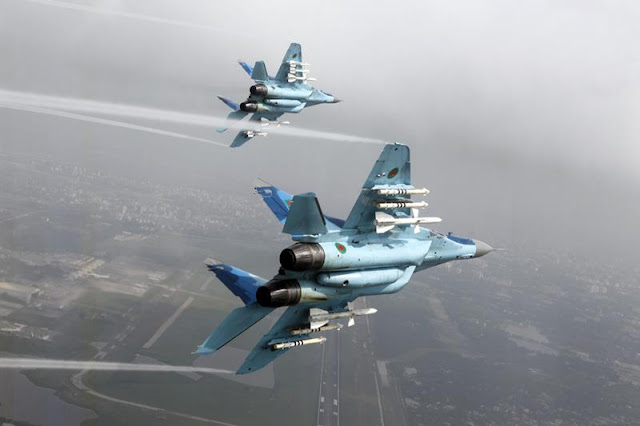 Bangladesh modernization upgrade MiG29