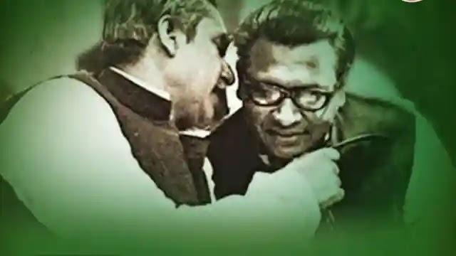 আজ বঙ্গতাজ তাজউদ্দীন আহমদ-এর ৯৬ তম জন্মদিন