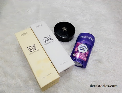 foto skincare dan bb cushion