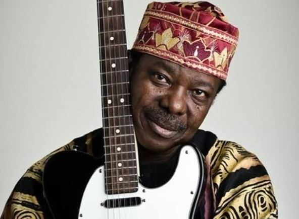 How I bought my first guitar at 16 – Sunny Ade