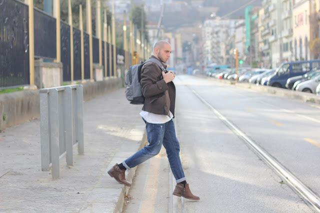 outfit uomo casual fashionblog