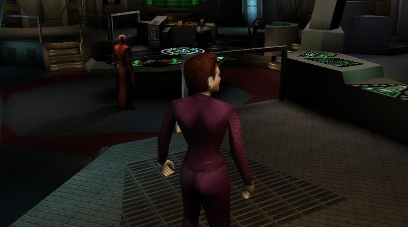 Star Trek Deep Space Nine The Fallen pc full español