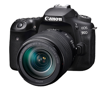 Canon EOS 90D: Links to Professional Previews and Reviews