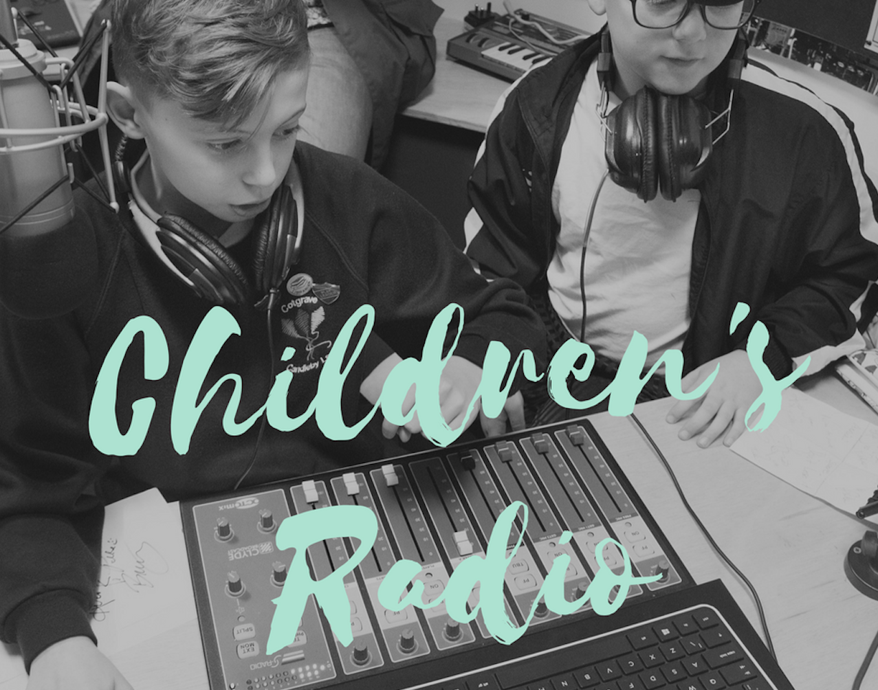 children university radio
