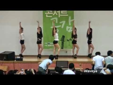 What Happens When A Sexy Female Dance Group Performs For An All-Boys School?