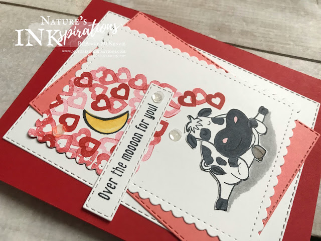 By Angie McKenzie for the Joy of Sets Blog Hop; Click READ or VISIT to go to my blog for details! Featuring the Over the Moon and Heartfelt Stamp Sets; #stampinup #handmadecards #naturesinkspirations #joyofsetsbloghop #occasioncards  #overthemoonstampset #heartfeltstampset #coloringwithblends #fussycutting #cardtechniques #stampinupinks #makingotherssmileonecreationatatime