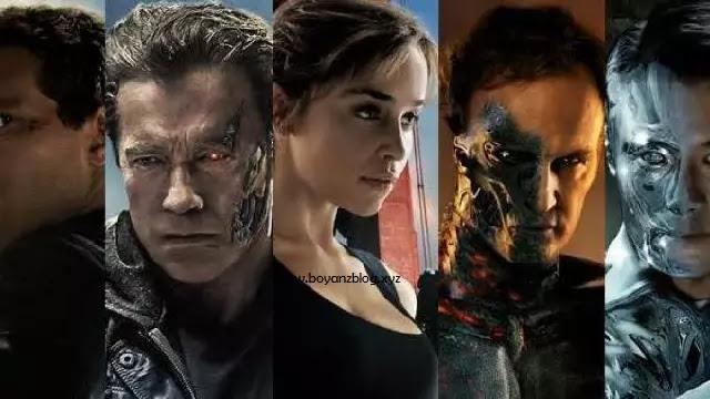 Hollywood Movie Reviews : Film Terminator Genisys (2015)