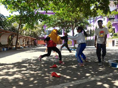 Ukm Karate Berdikari Bushido Unitri Adakan Traning Center Untuk Persiapan Kejuaraan Malang Open 2018