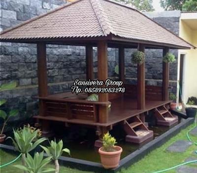 Tukang Taman Saung Bintaro