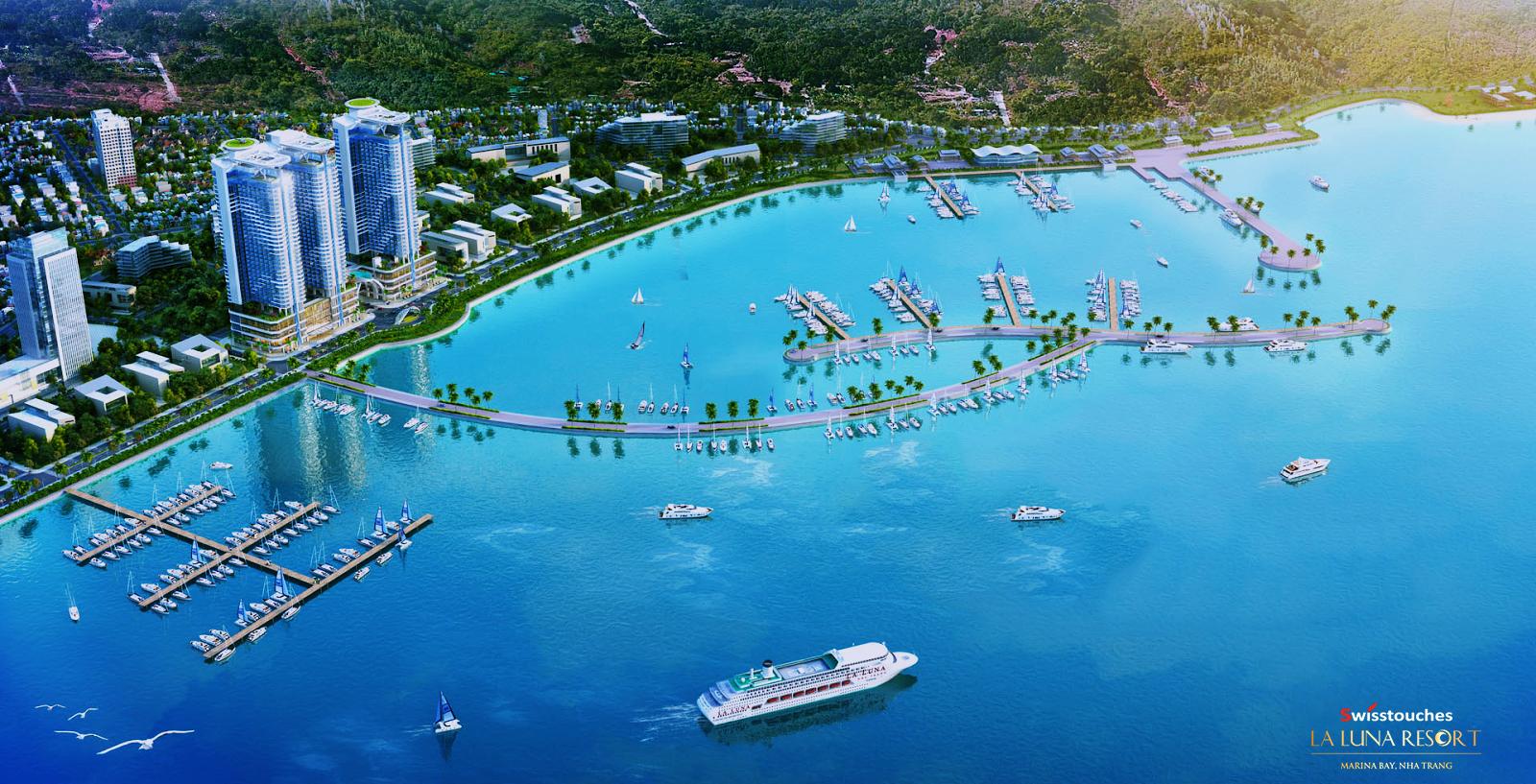 La Luna Resort Nha Trang - Dự án condotel đang chào bán