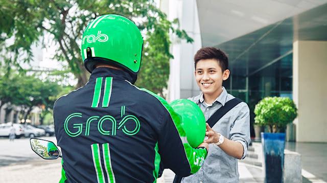 Cara Daftar Grabcar Grabbike Online Cepat dan Mudah Tanpa Ke Kantor Grab