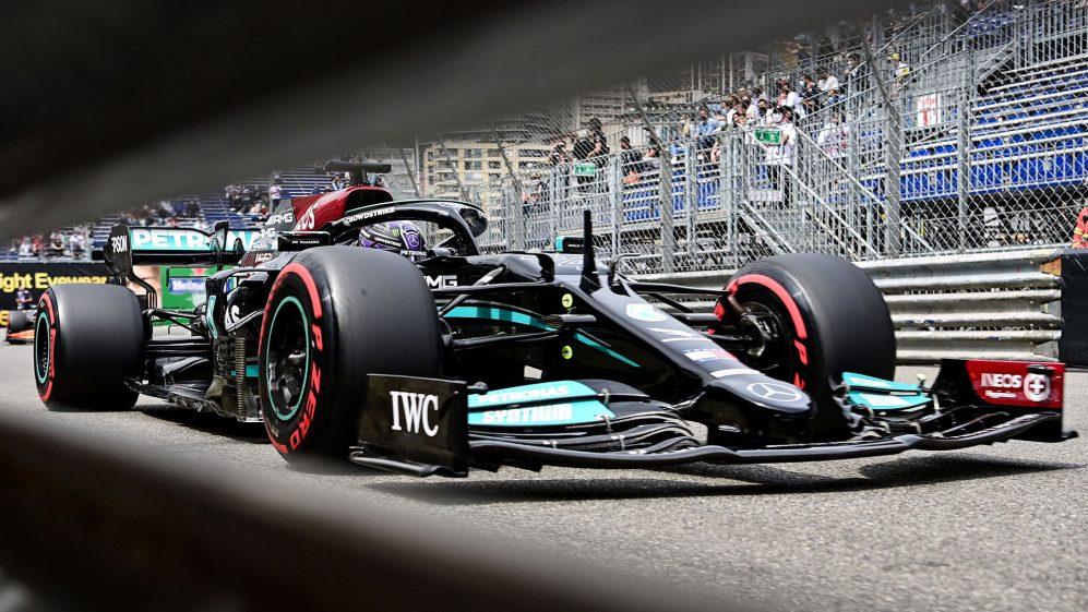 Jolyon Palmer Por que Hamilton ficou tão frustrado com a estratégia da Mercedes em Mônaco