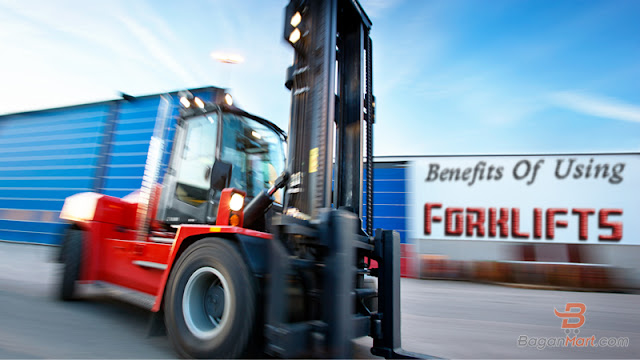 Benefits Of Using Forklifts