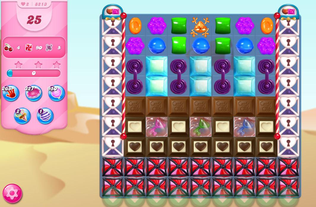 Candy Crush Saga level 8213