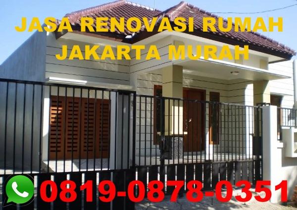 jasa renovasi rumah murah jakarta,Renovasi Rumah Jakarta,jasa bangun rumah jakarta kontraktor,jasa renovasi rumah jakarta