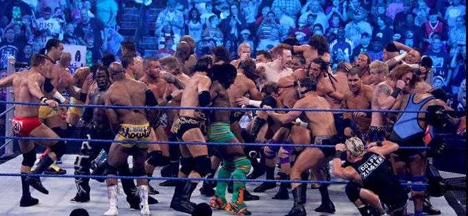 ALL UPDATE FROM YOUTUBE 41 Man Battle Royal For A