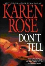 No hables – Karen Rose