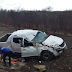 Dois idosos morrem após capotamento de veículo em Morada Nova