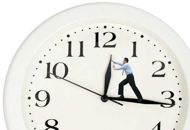 Waktu adalah uang via nuheart.wordpress.com