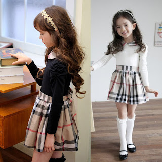 f2c09c879 اجمل ملابس بنات صغار - مجلة للا غيتة