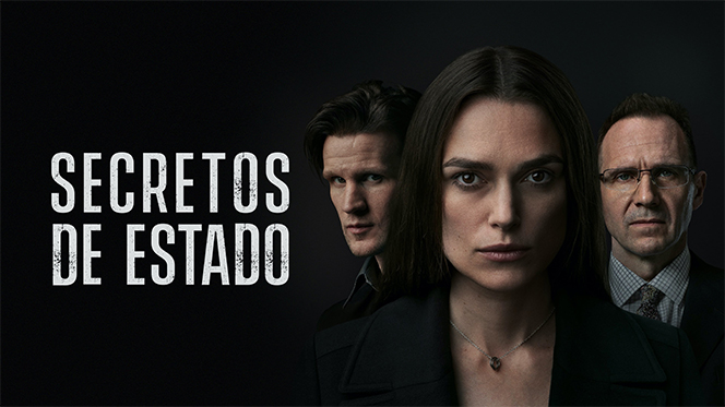 Secretos de Estado (2019) Web-DL 1080p Latino-Ingles