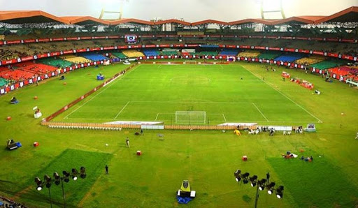 Jawaharlal Nehru Stadium, Kochi, India